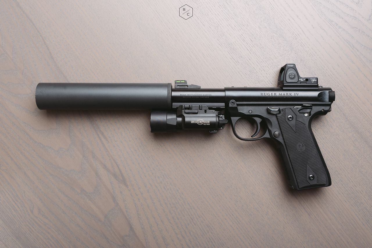 Pin by brian vogelgesang on suppressors and suppressed