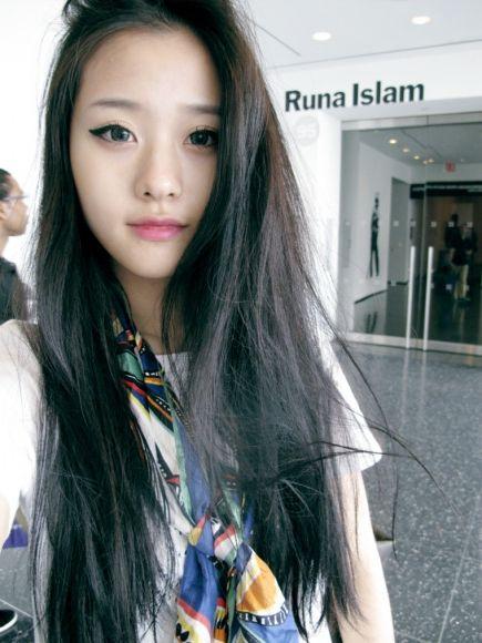 Korean Model Google Search Asian Beauty In 2018 Pinterest