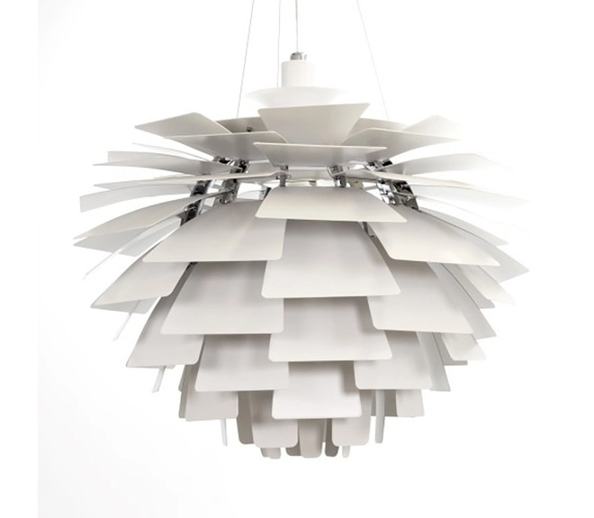 Poul Henningsen Artichoken Lampe 297 00 In 2020 Lampendesign Lampe Lampen