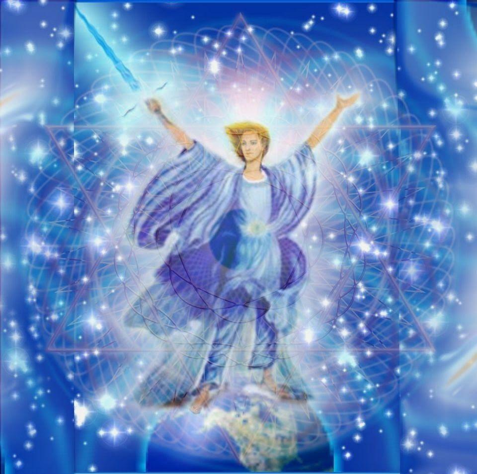 Arcángel Miguel.. . Comandante de las Fuerzas de la Luz: TE INVOCO, Amado Príncipe Angélico vencedor de las tinieblas, ven con el Fueg...