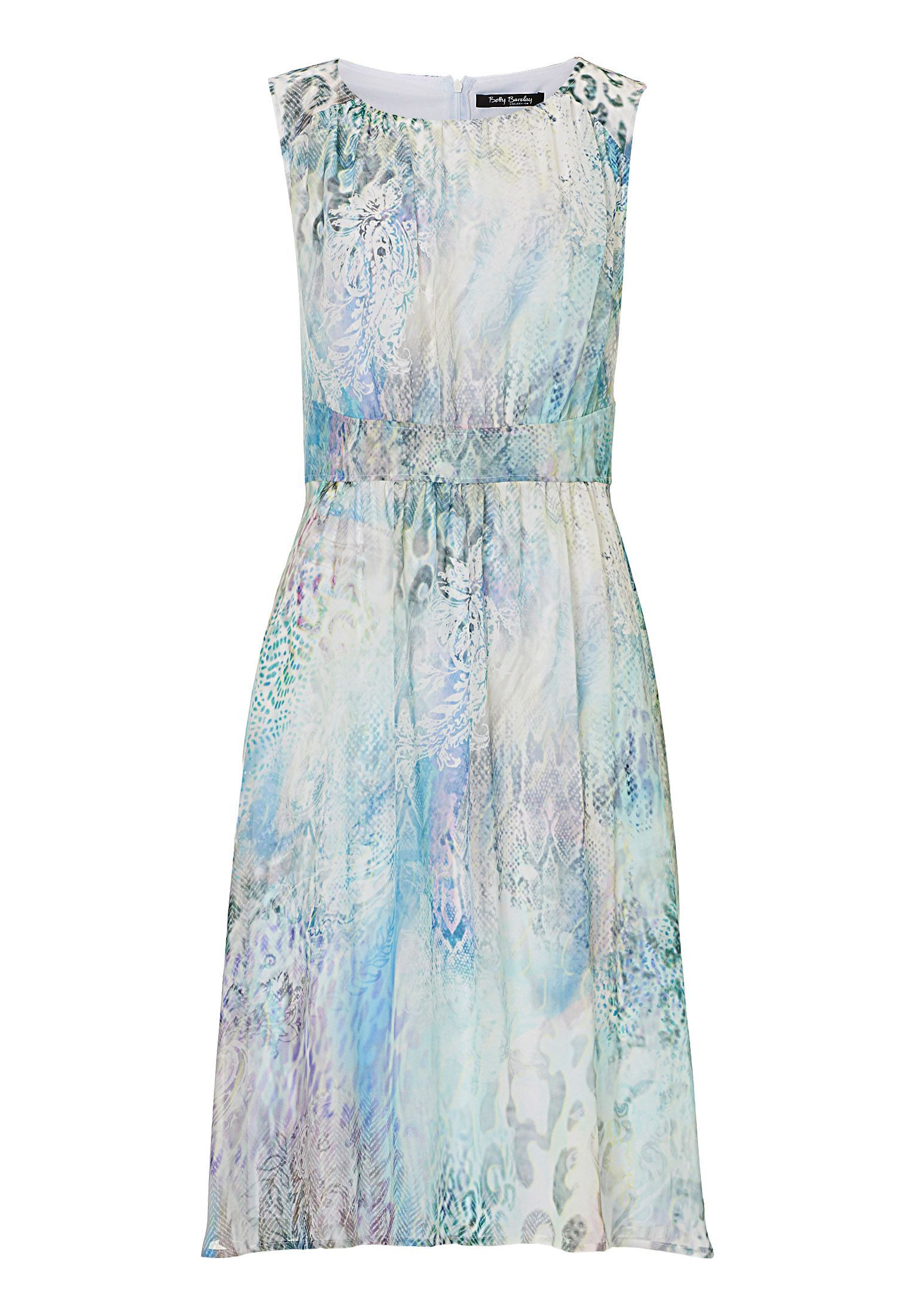 5a7a811585e4 Buy your Betty Barclay Printed Chiffon Dress online now at House of Fraser.  Why not