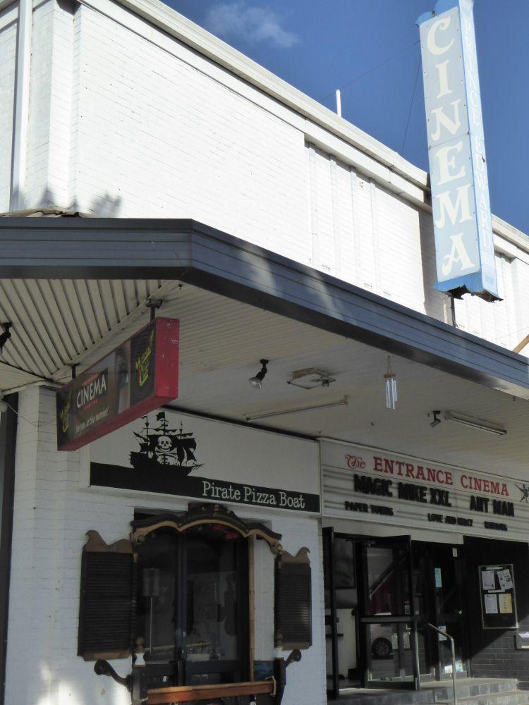 Majestic Cinema, The Entrance NSW | Vintage cinemas