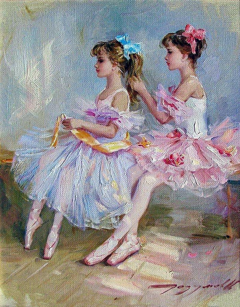 сравнили картинки балет живопись все, вернулись