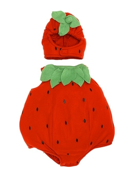Strawberry Baby Halloween Costume  sc 1 st  Pinterest & On Our Radar: Barneys Baby Halloween Costumes | Baby halloween ...