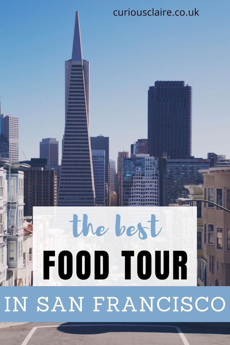 The best way to explore a new city is by checking out the local food scene and Secret Food Tours is a fun and delicious way to explore San Francisco, USA #travel #food #sanfrancisco #usatravel #unitedstates #foodtravel | San Francisco Food Tour | Secret Food Tours | Where to Eat in San Francisco | Things to do in San Francisco | Food Tours in San Francisco | What to Eat in San Francisco | San Francisco Sightseeing | Best Restaurants in San Francisco | San Francisco Itinerary