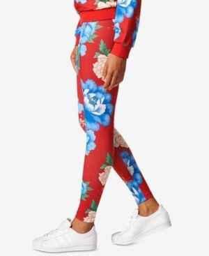 870c044a1ad86 adidas Originals Floral-Print Leggings - Multicolor XS   Products