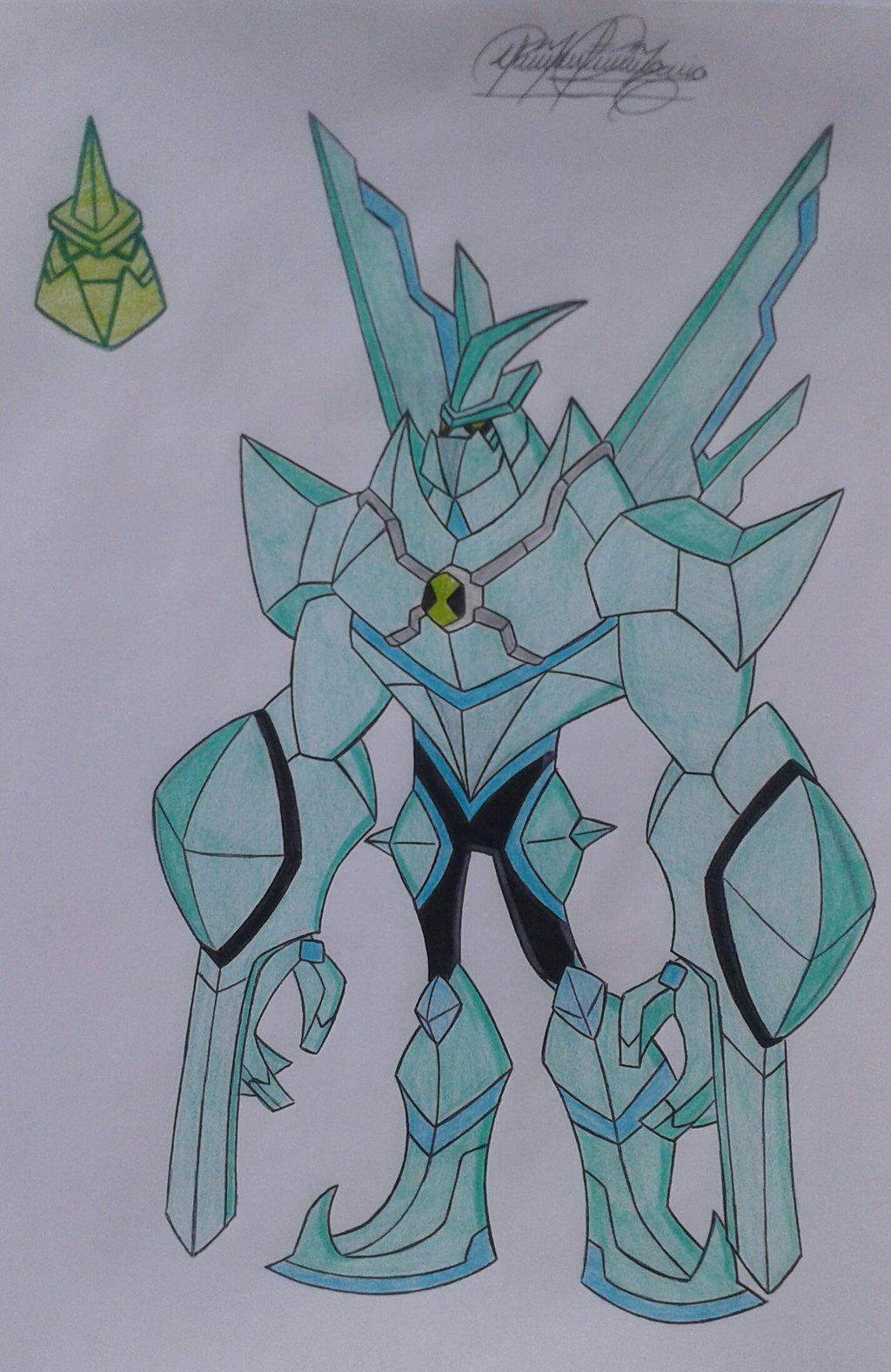 Ultimate Diamond By Artmachband196 Ben 10 Ben 10 Alien Force Ben 10 Party