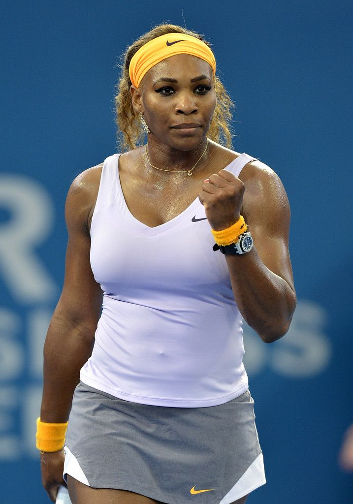 World #1 Serena Williams Successfully Defends Brisbane 2014! ... 1/4/2014 <3 #TeamRENA