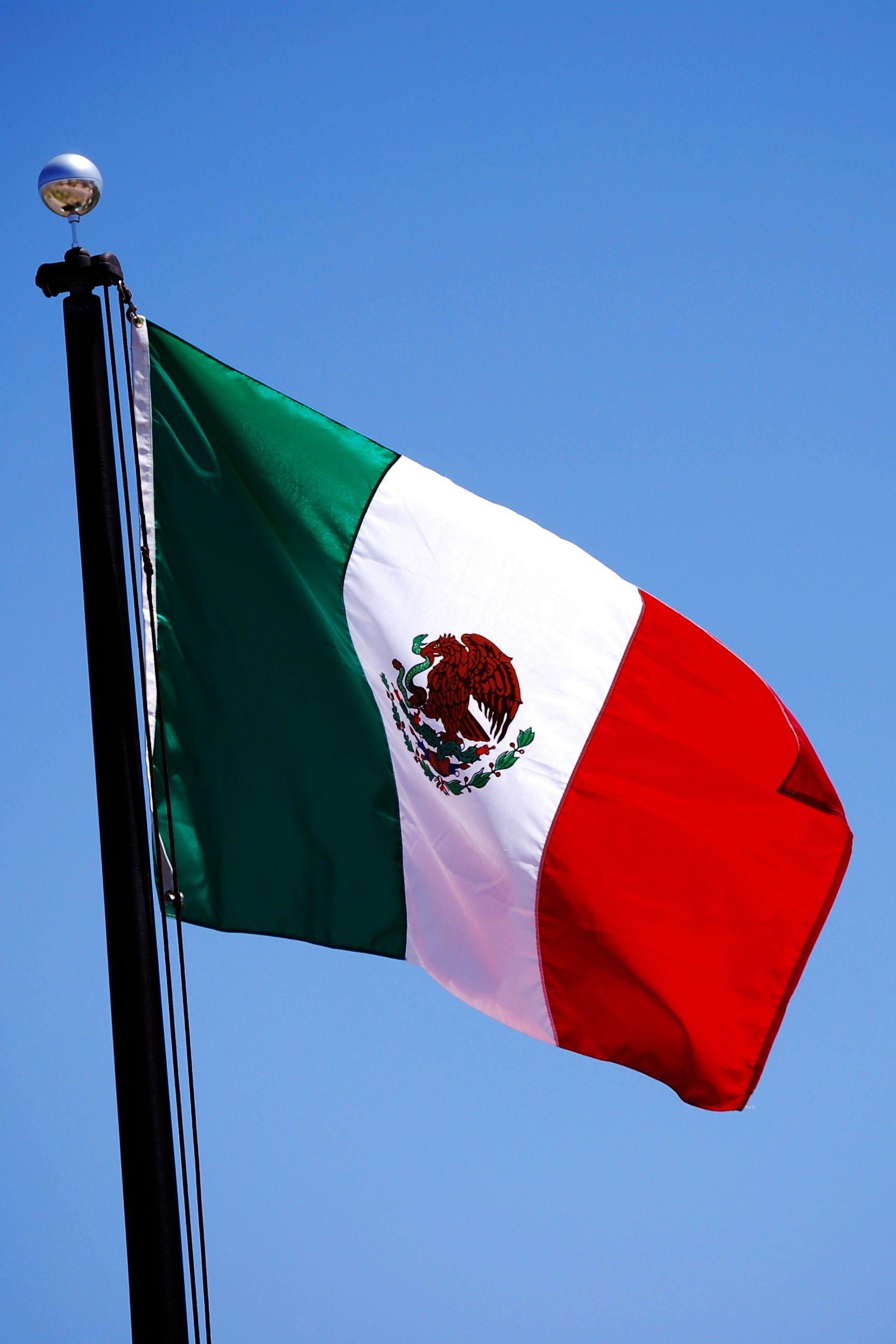 Flag Of Mexico Mexico Lindo Viva Mexico Mexico Distrito Federal
