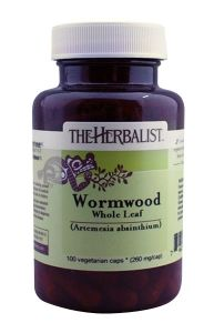 Wormwood Capsules 100 capsules