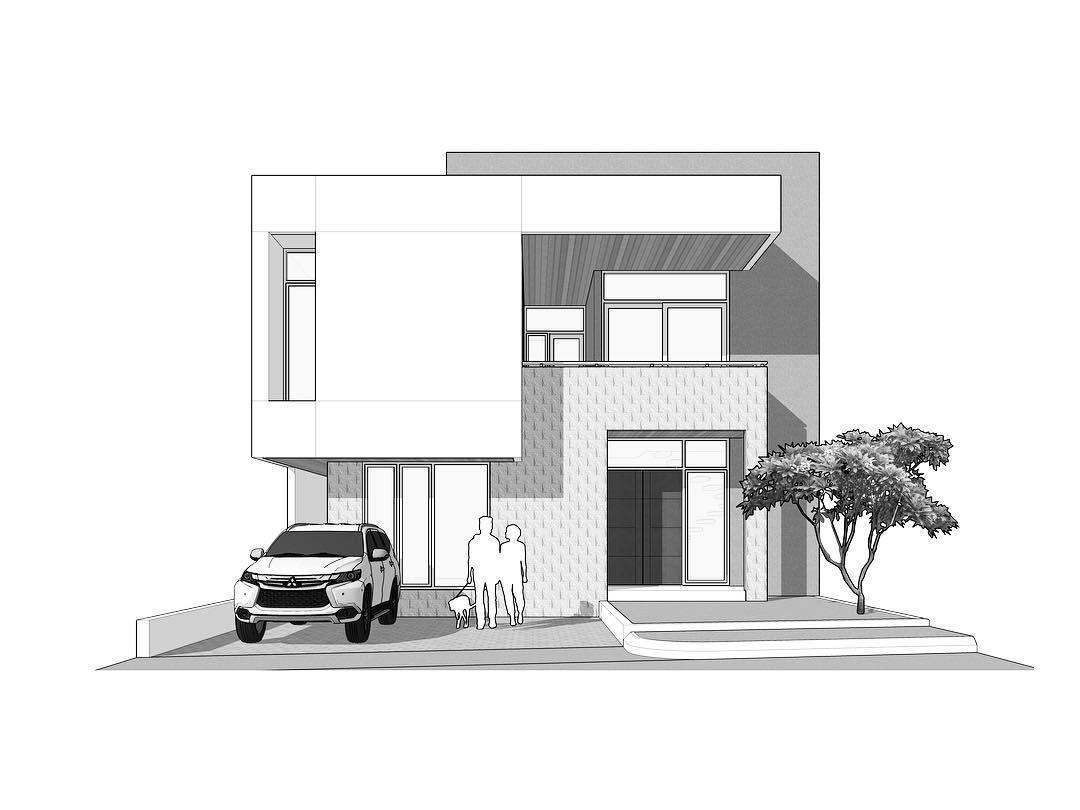 No Hay Ninguna Descripción De La Foto Disponible Vivienda Unifamiliar Planos De Arquitectura Arquitectura De La Casa