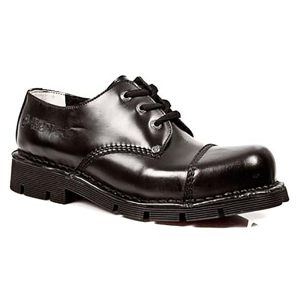 6c3315c174b New Rock M.NEWMILI03-S1 Shoes (Black) | New Rock at Blue Banana ...