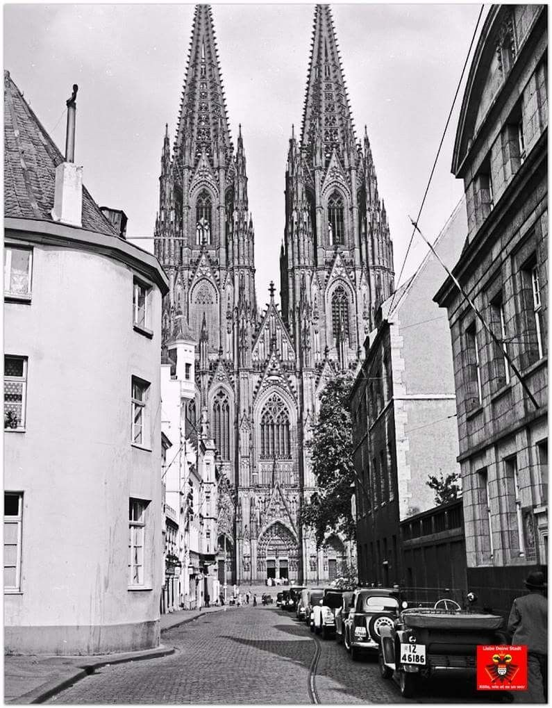 Pin Auf Cologne Germany