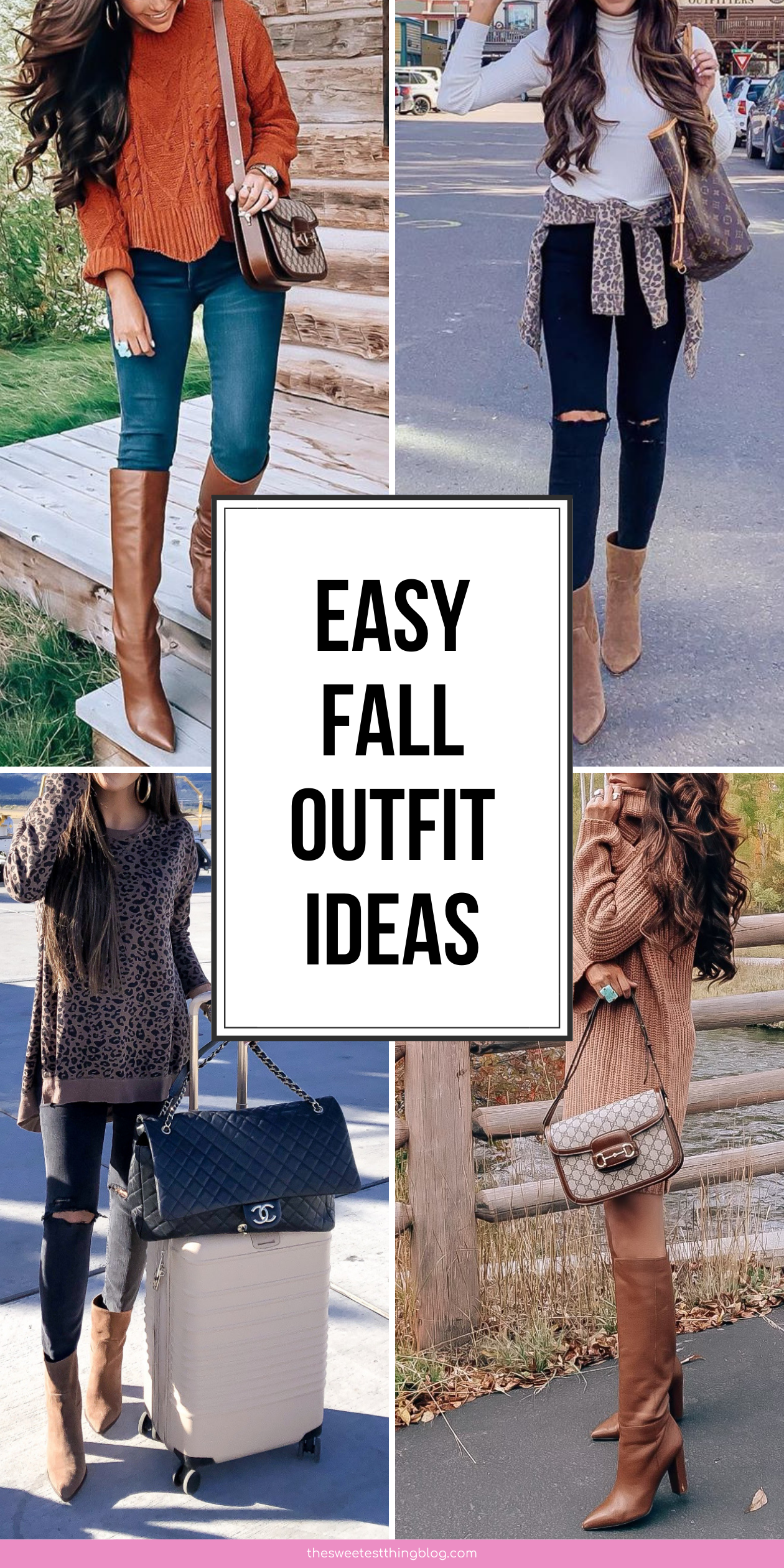 11 Easy Fall Outfit Ideas For Women Jackson Hole Trip Outfits Recap Shop My Looks Emily Gemma The S Simple Fall Outfits Stylish Winter Outfits Fall Outfits