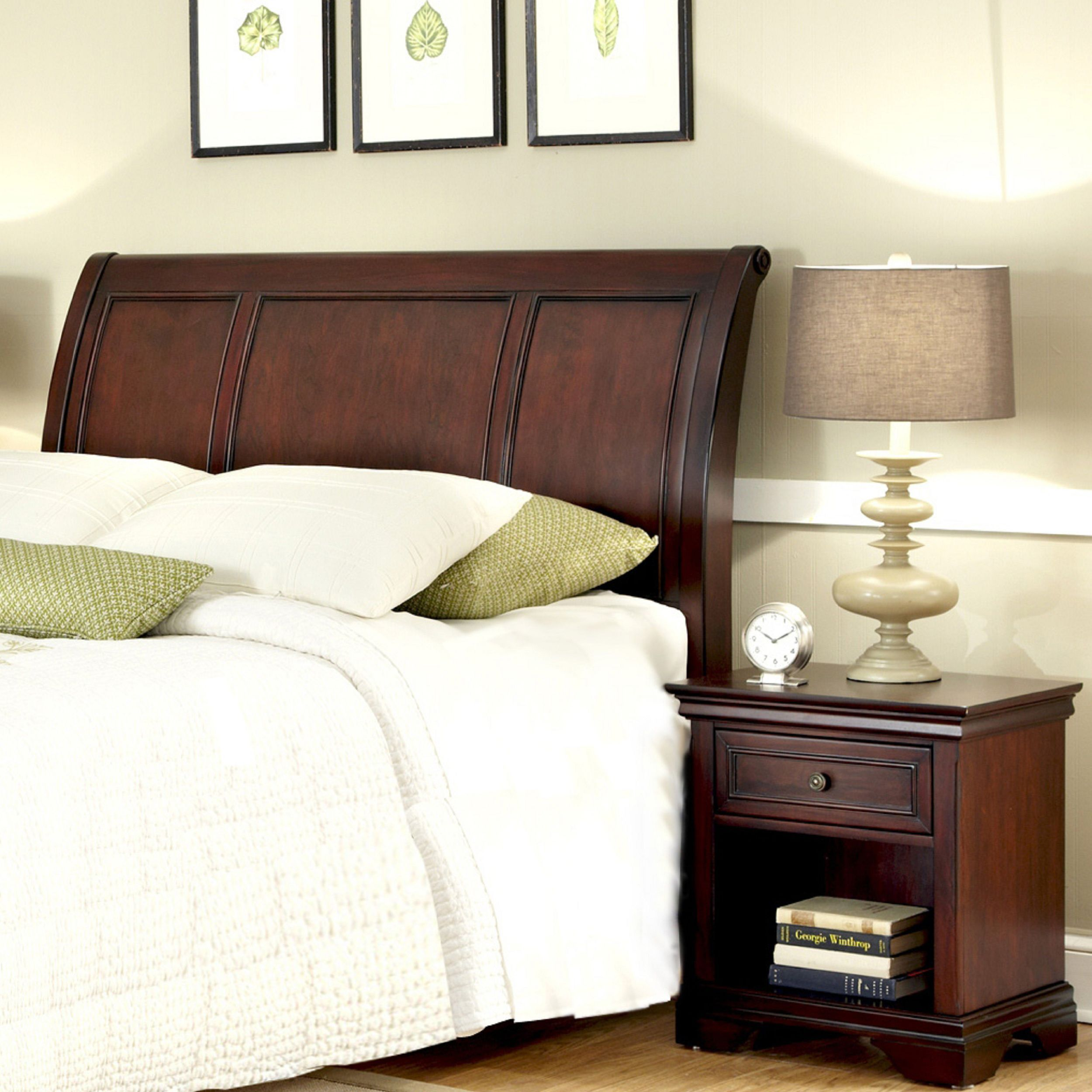 Layfayette King/California King Headboard and Nightstand Set by Home ...