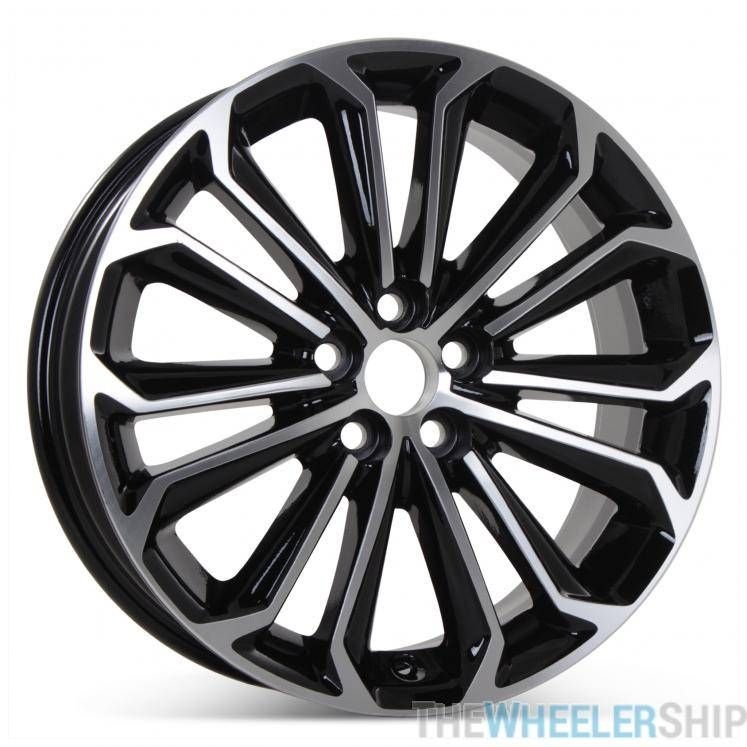 """New 17"""" x 7"""" Replacement Wheel for Toyota Corolla Sport"""