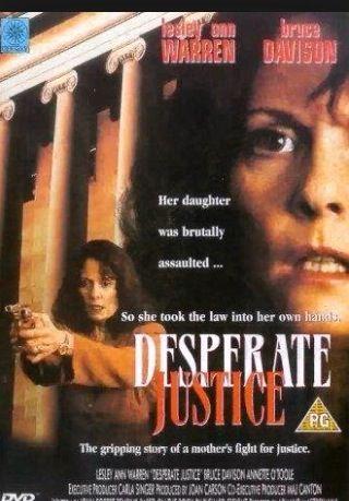 Desperate Justice Aka A Mother S Revenge Lifetime Justice Movie Lifetime Movies Network Revenge Tv