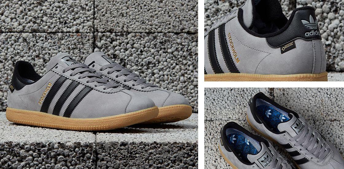 Adidas originali ginnasticanstuff di stoccolma scarpe da ginnasticanstuff originali in gore - tex. 806567