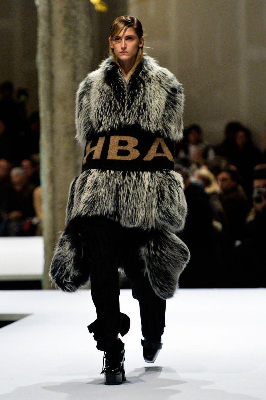 Hood By Air at New York Fashion Week Fall 2015 Hood by
