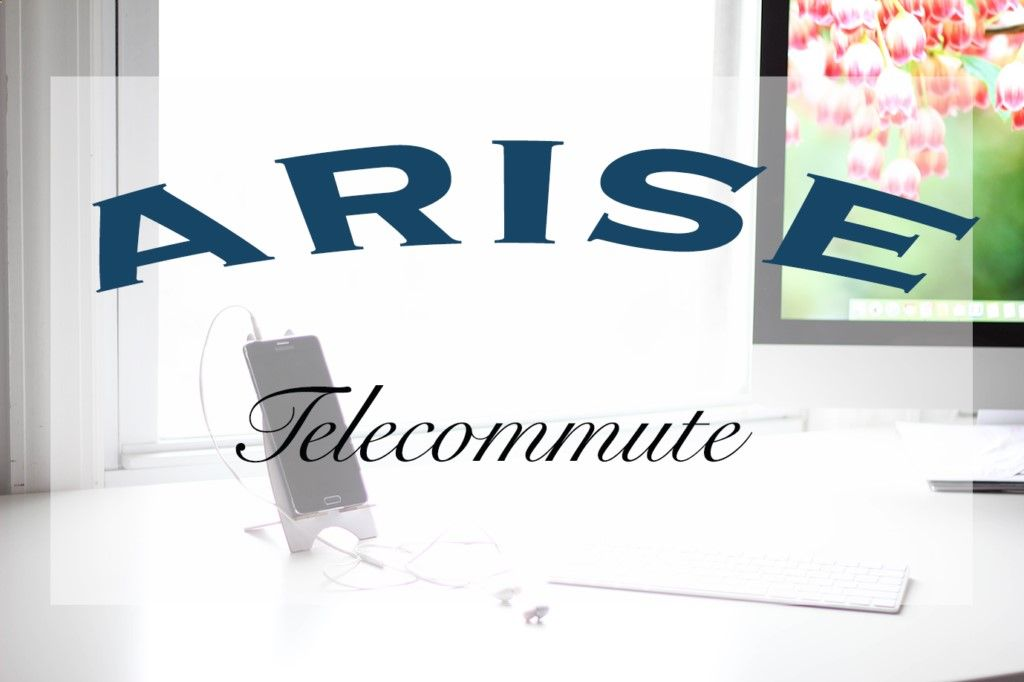 fulltime legit work at home job with Arise work at home