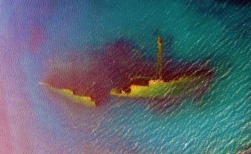 Pedernales Wreck