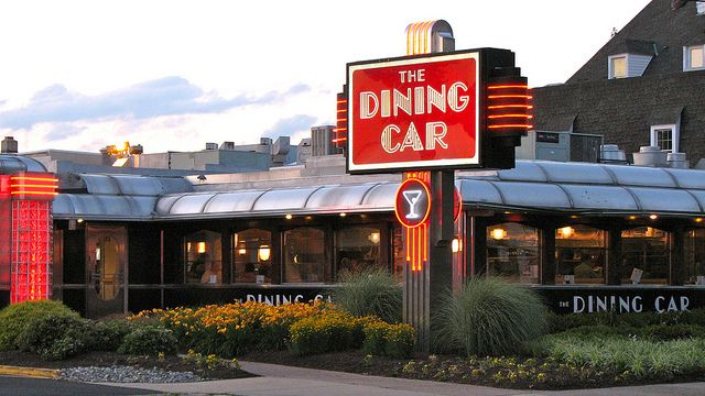 The Dining Car Diner In Northeast Philadelphia Has Been Around Since 1961