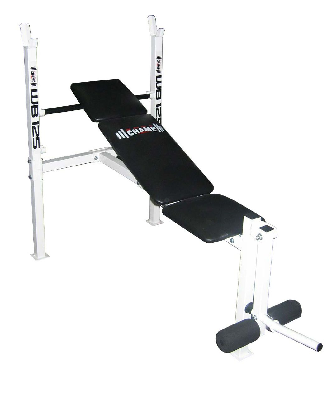 Goplus Body Solid Olympic Folding Weight Bench Incline Lift