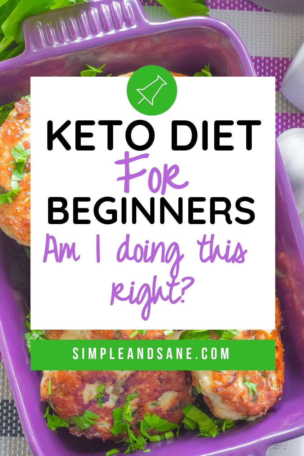 Is There a Keto Diet for Beginners? Tell Me What to do to Lose Weight! #ketodietforbeginners