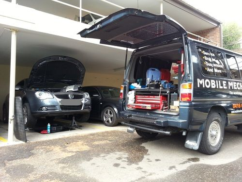 Mobile Automotive Solutions deals with repair and ...