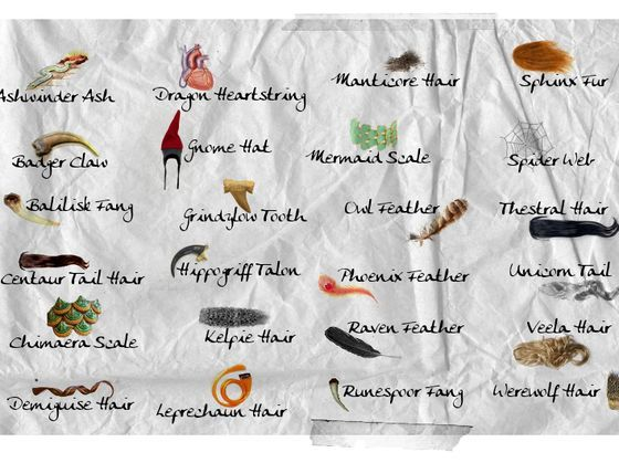 What Is Your Wand Core Wand Cores Harry Potter Wand Wands