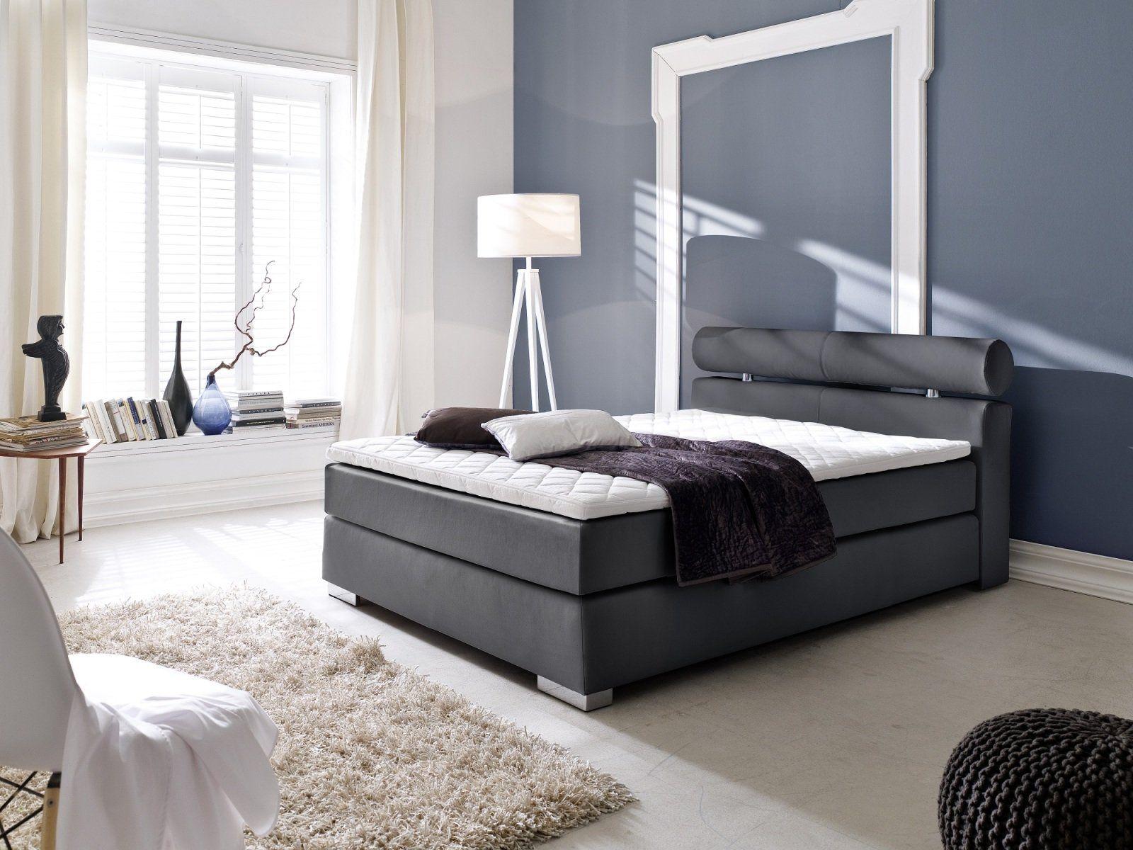 Pin Von Mobel Roller Auf Schlafen Betten Luxusschlafzimmer Boxspringbett Matratze Boxspringbett