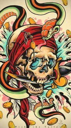 Pin de Robb GRiM en tattoo ideas  Pinterest