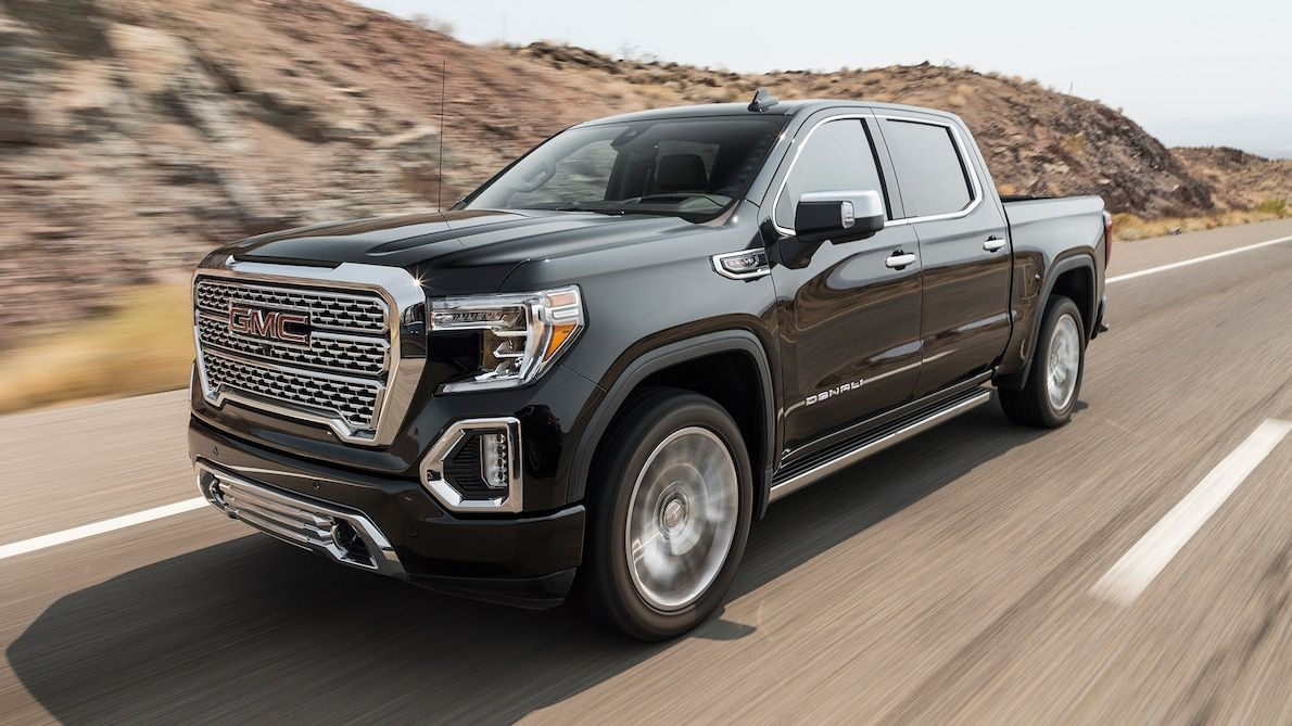 2019 Chevrolet Silverado High Country Vs 2019 Gmc Sierra Denali