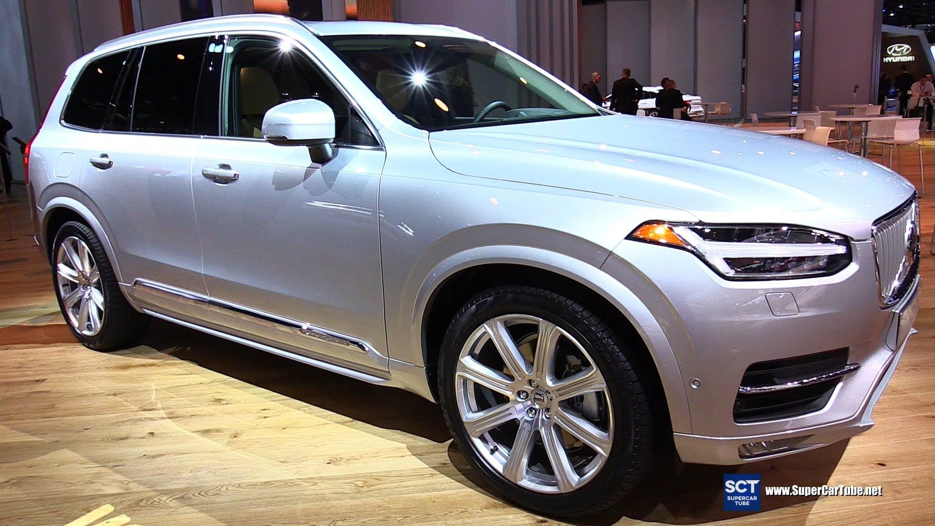 2016 Volvo Xc90 T6 Luxury Suv Exterior And Interior Walkaround