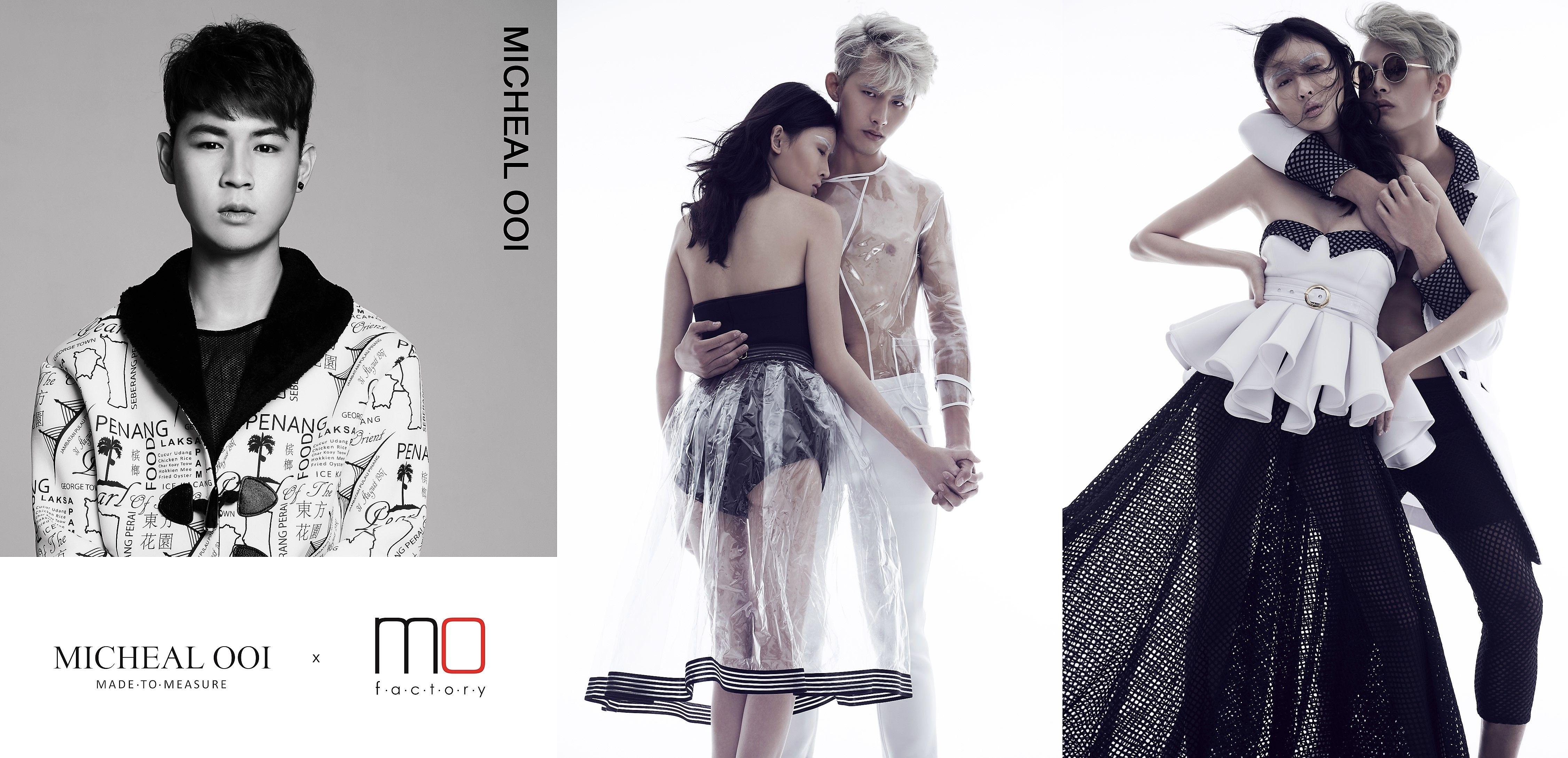 Afds Fashion Ambassador Micheal Ooi Fashion Diploma In Fashion Designing Fashion Design