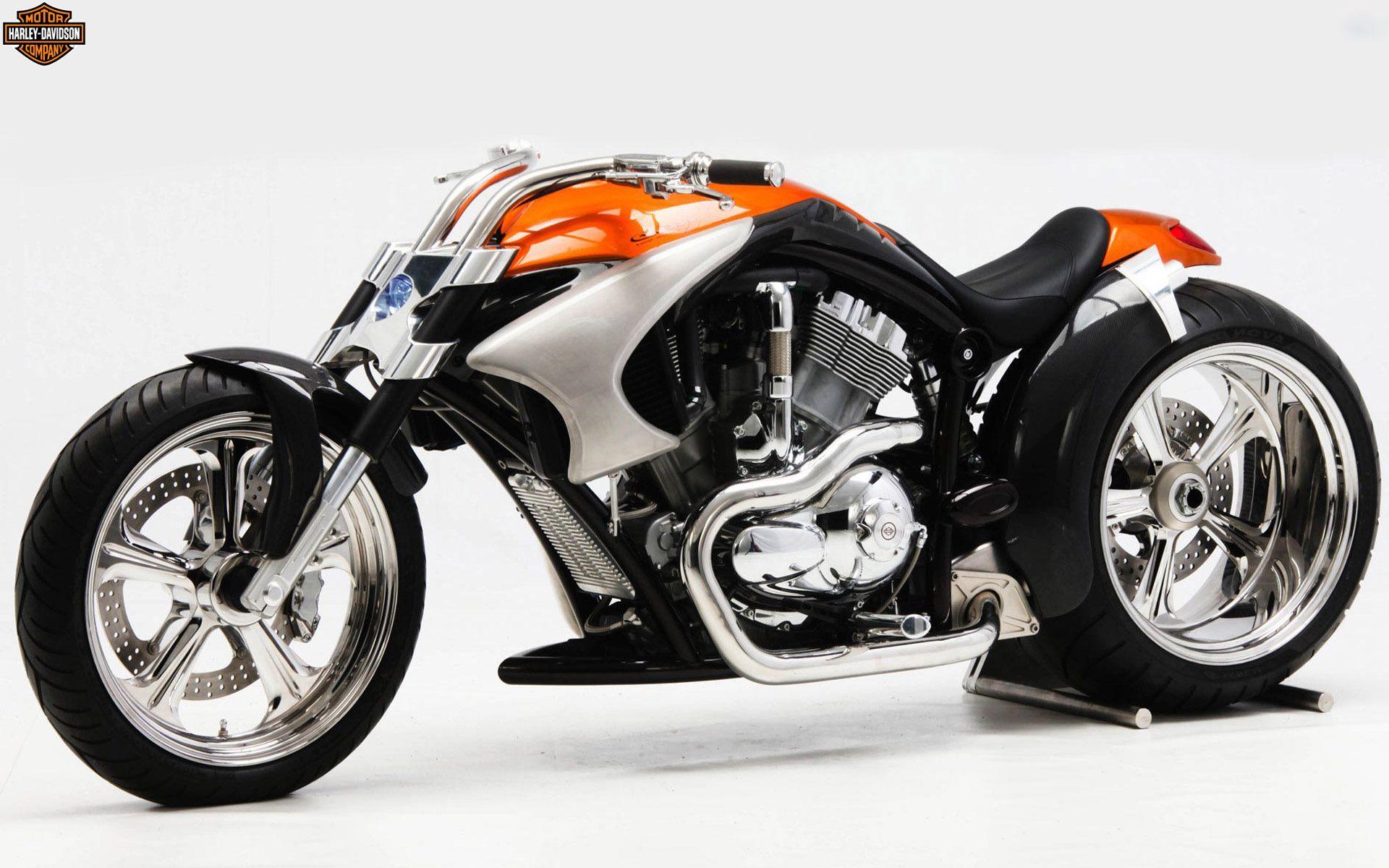Bobber Cafe Racer Harley Davidson Hd Wallpaper 1080p: Harley Davidson HD Desktop X Wallpapers
