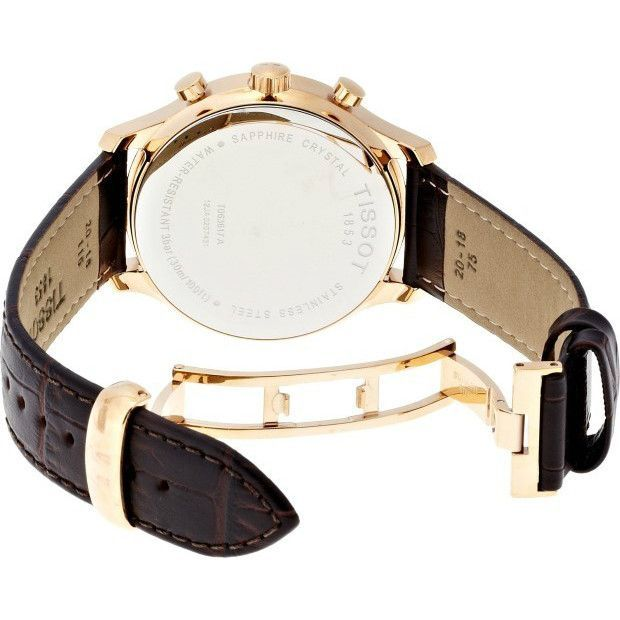 f45ffc7737b Tissot Traditional Chronograph 42mm Mens Watch T063.617.36.037.00 ...