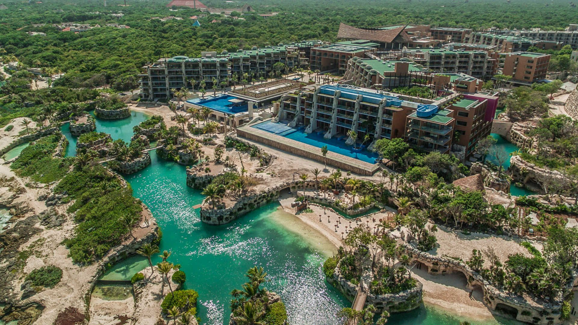 Book Hotel Xcaret Mexico A Luxury Hotel In Mayan Riviera Playa
