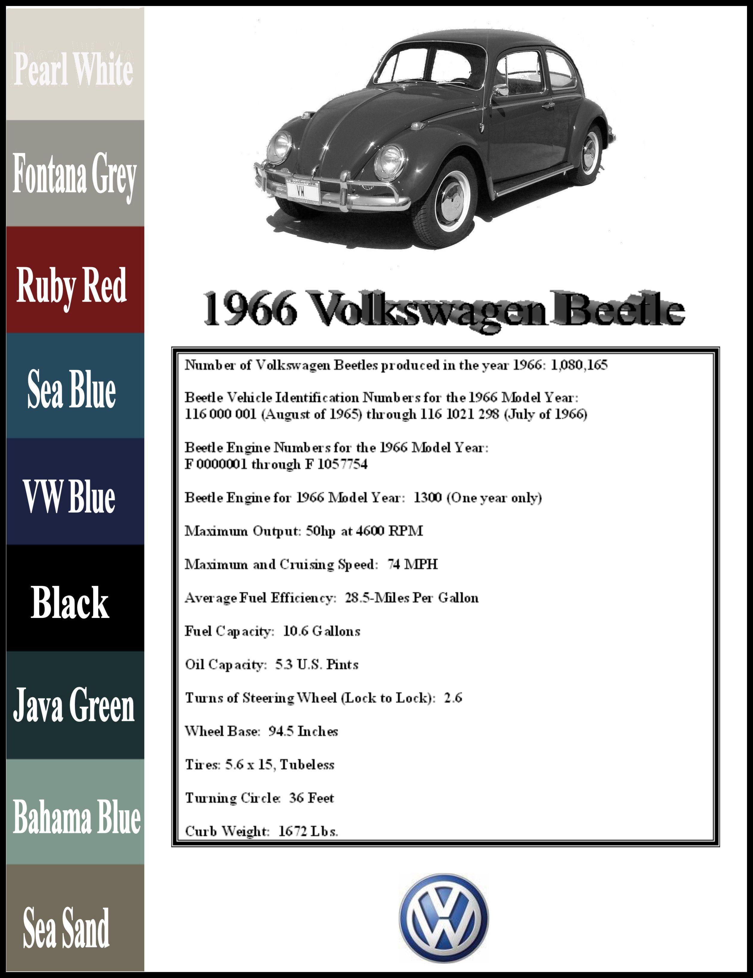 1966 vw beetle vw 66 bug pinterest vw beetles beetles and vw 1966 vw beetle nvjuhfo Image collections