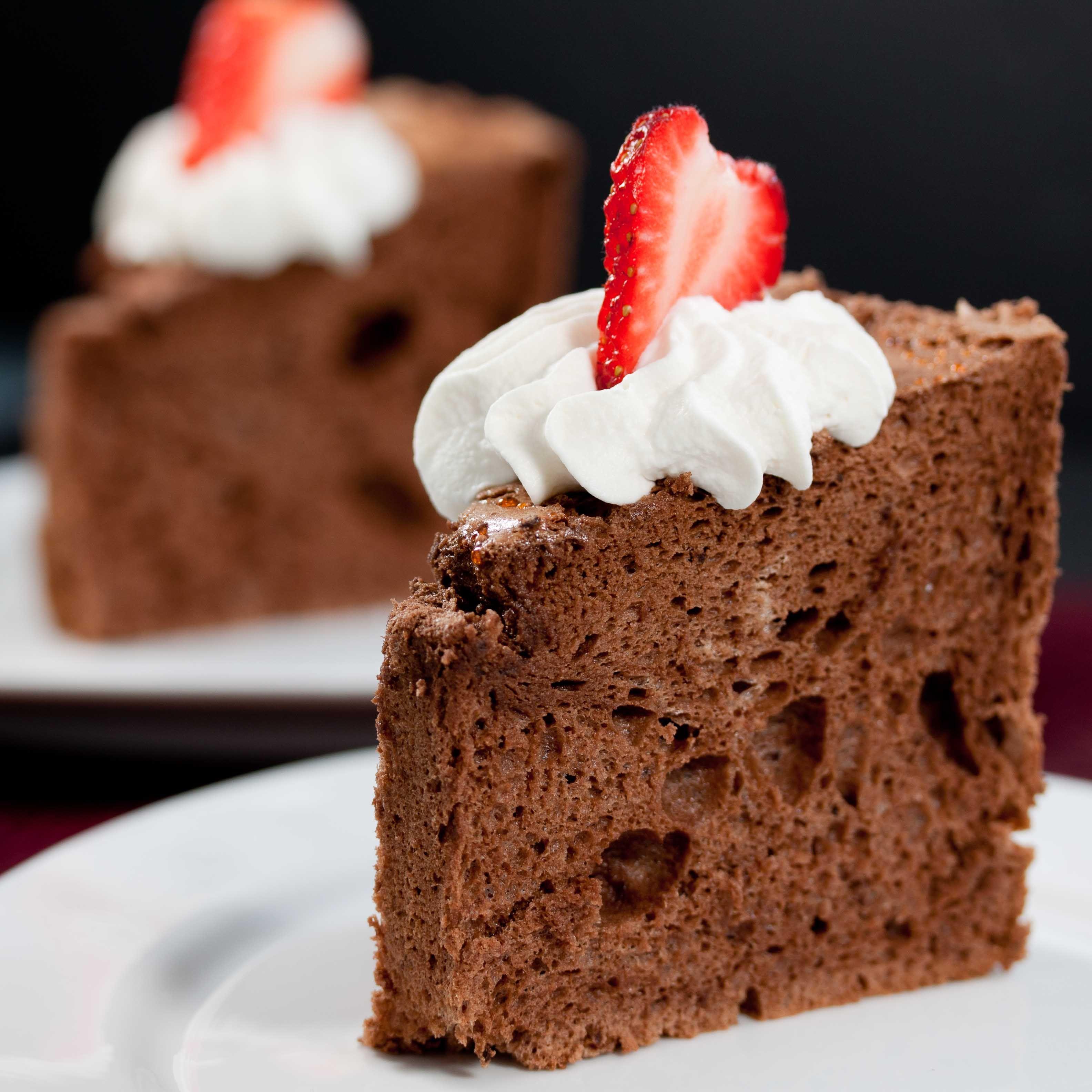 Chocolate angel food cake chocolate angel food cake