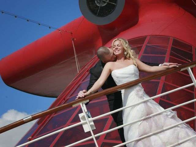 Cruise giant Carnival revamps wedding program. Premiercruisesandvacations.com