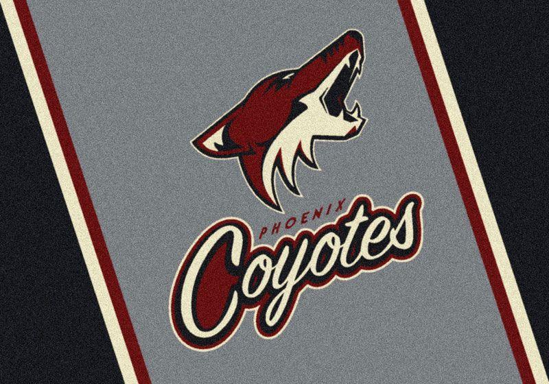 Phoenix Coyotes Area Rug