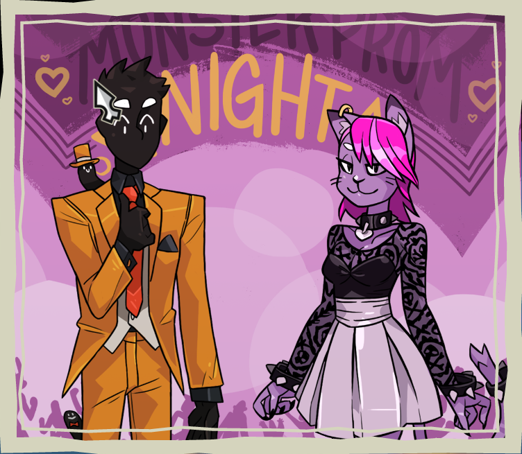 Pin By Milo On Monster Prom In 2018 Pinterest Monster Prom Prom