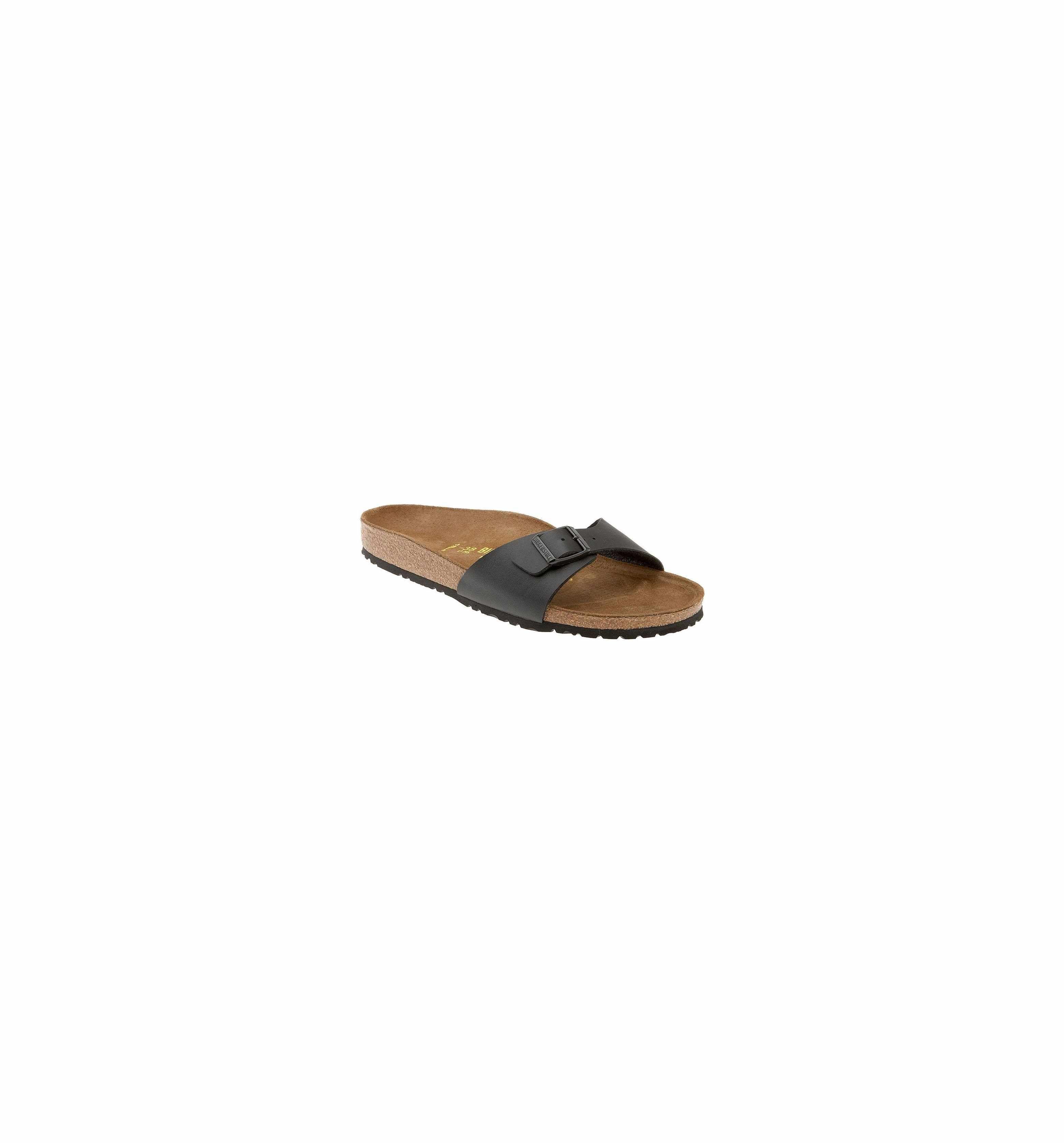 Main Image Birkenstock 'Madrid' BirkoFlor™ Sandal