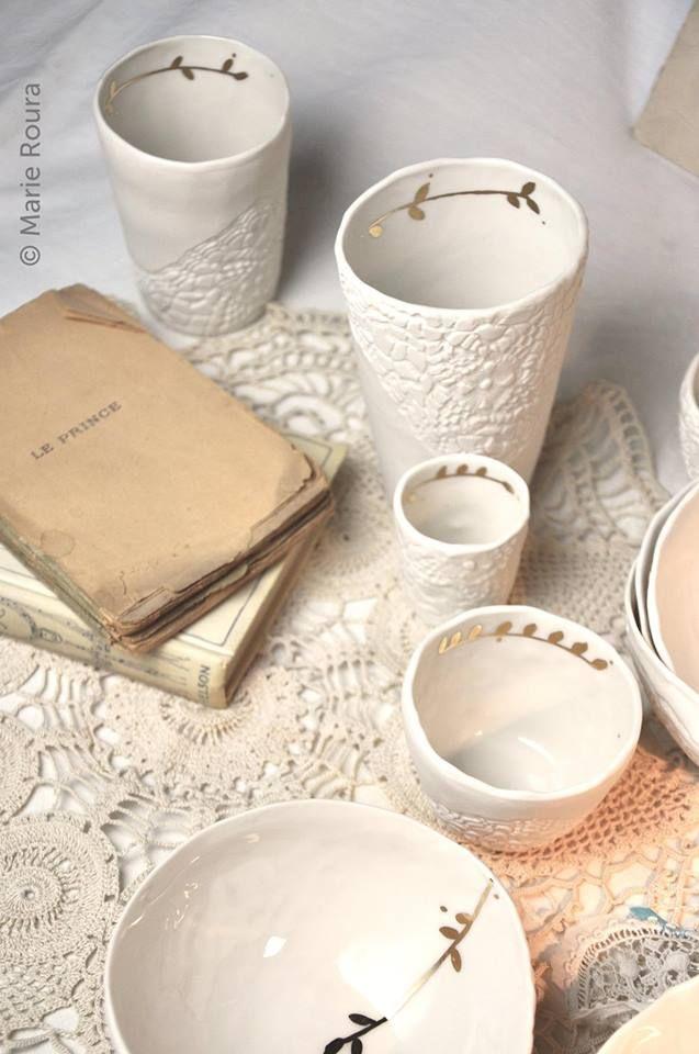 Myriam Ait Amar Ceramics Photo : Marie Roura   セラミック