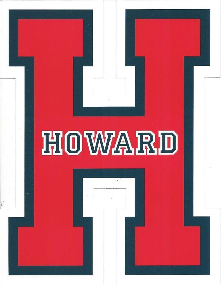 Howard University Logo Found On Facebook Graduation Party