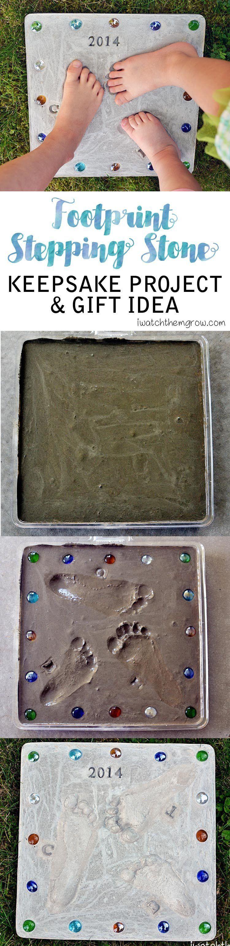 Footprint Stepping Stone