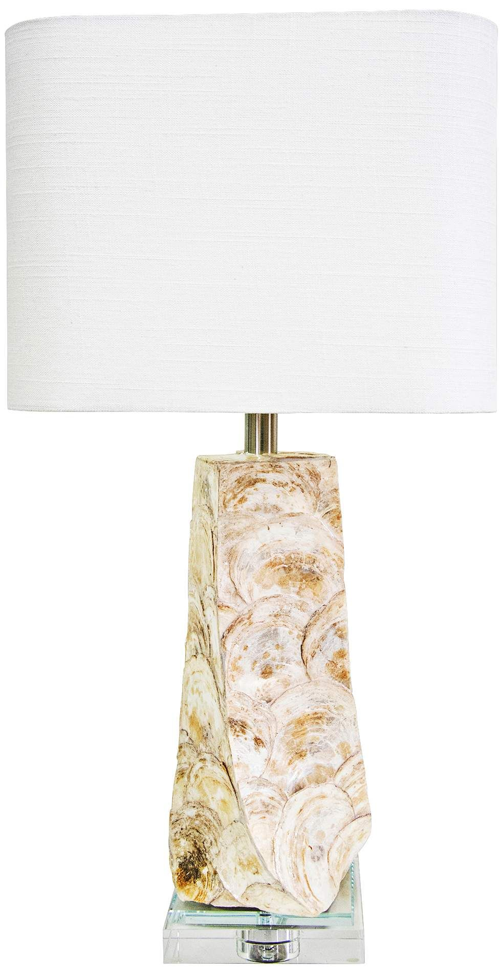 Table Lamps Couture Del Mar Capiz Shell Table Lamp Table Lamp Lamp Capiz Shell