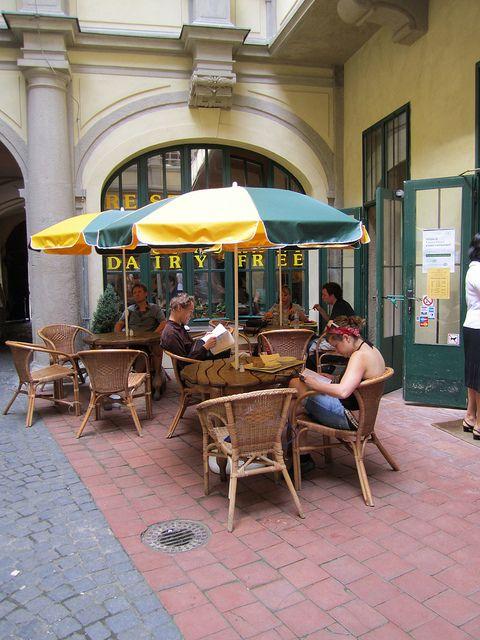 Dónde comer vegan en Praga ❥ #marianameetsworld