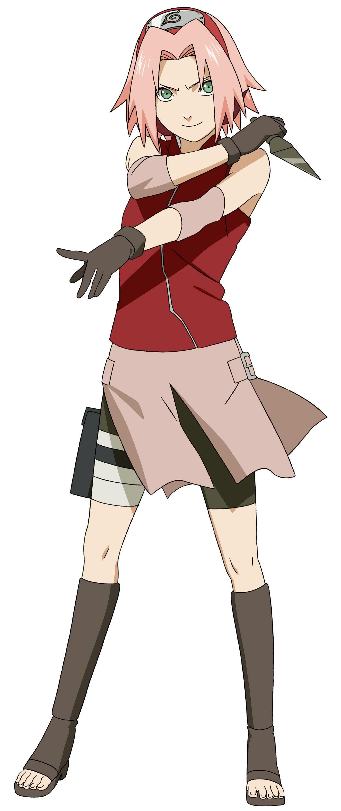 Sakura Haruno Deviantart Animasi Gambar Anime